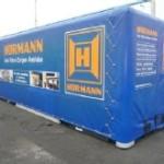 Ausstellungscontainer Hörmann